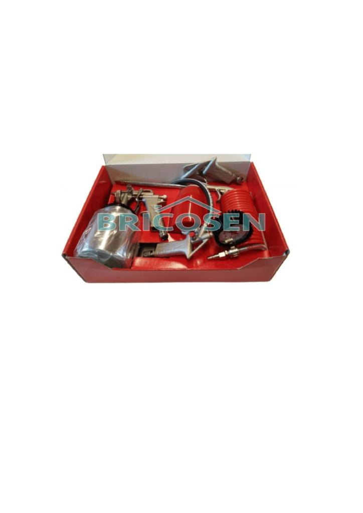 kit de canons a air pour compresseur bricosen quincaillerie senegal