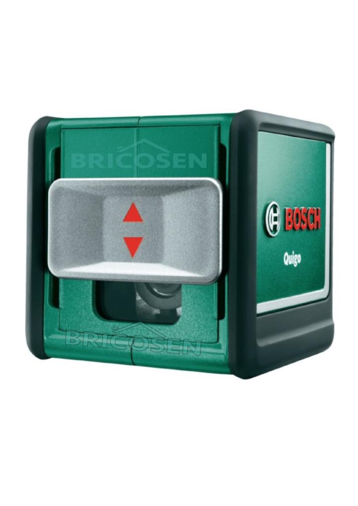 multifonction niveau laser avec deux rayons perpendiculaires de bosch quigo bricosen quincaillerie senegal