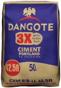 CIMENT DANGOTE 42 5R (CEM II AL)