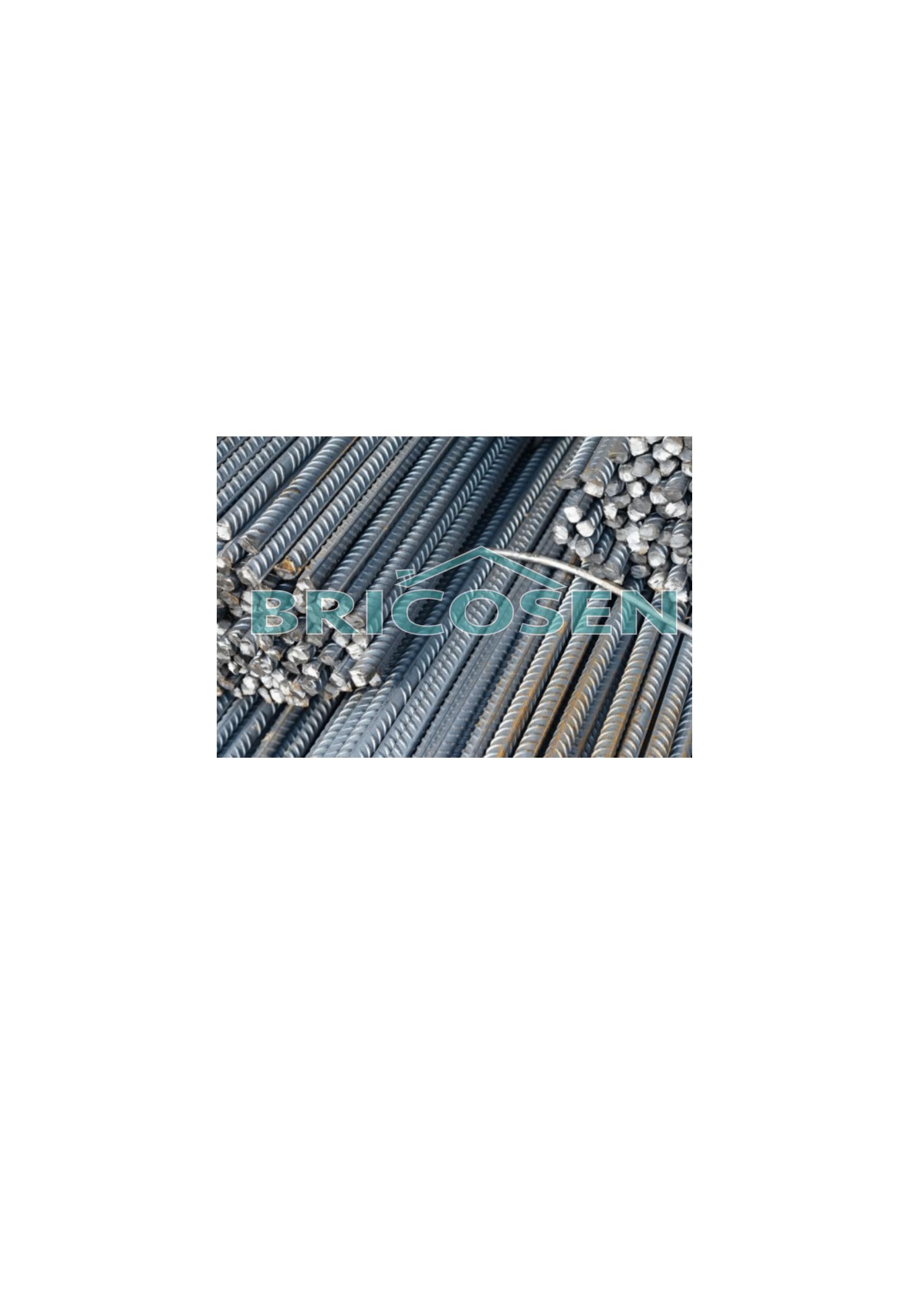 fer a beton bricosen quincaillerie sénégal