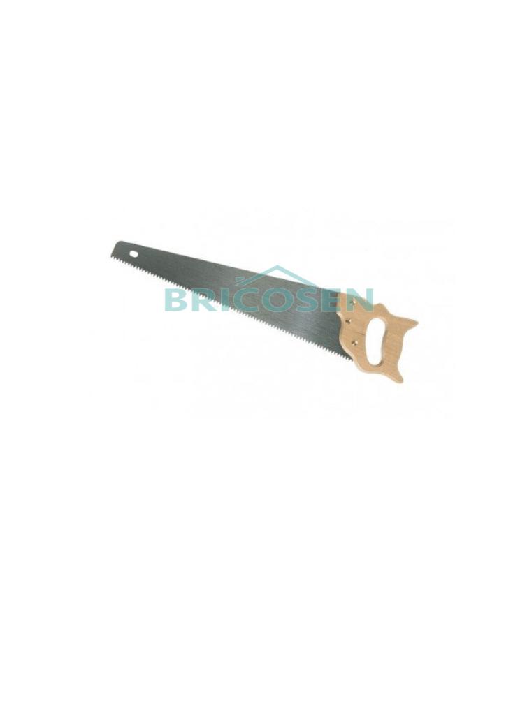 scie egoïne charpentier manche bois 500 mm bricosen quincaillerie senegal