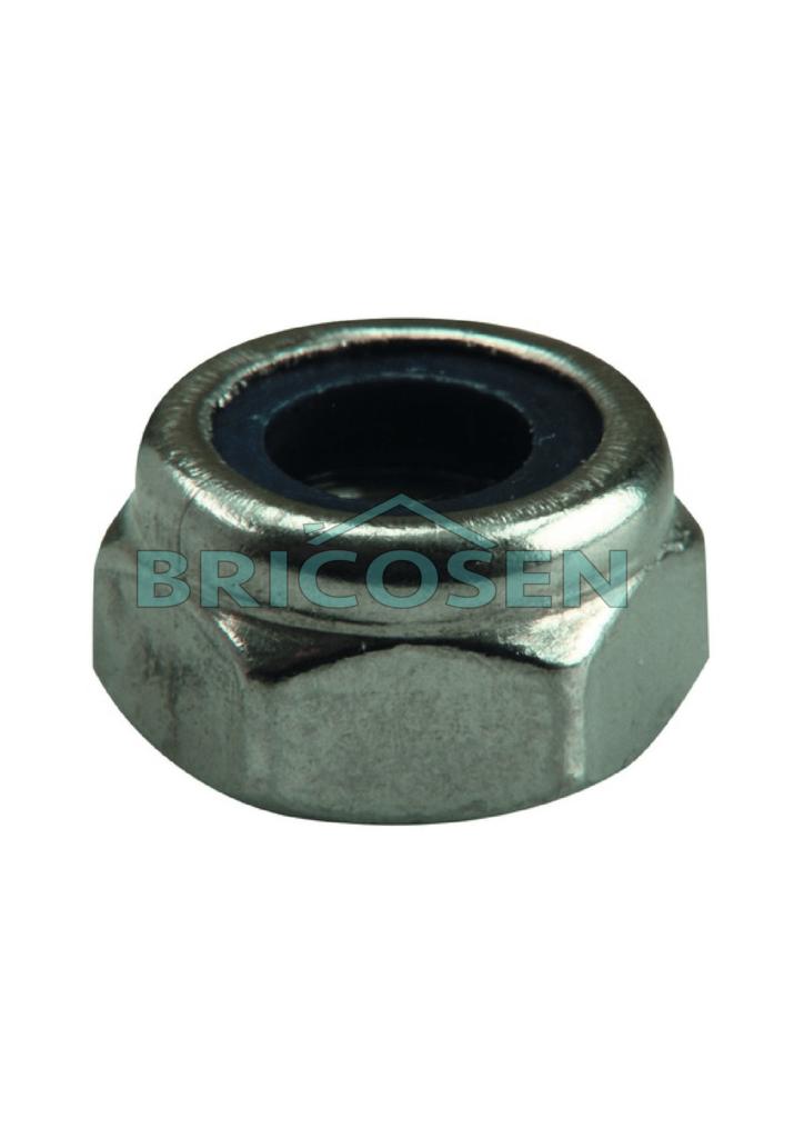ecrou a frein tete hexagonal inox 1 quincaillerie sénégal