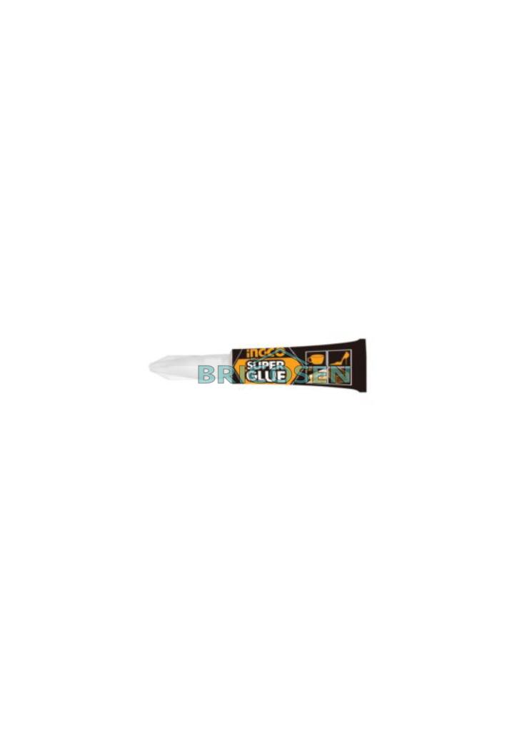 colle super glue 3g ingco hsgu3122 quincaillerie senegal bricosen