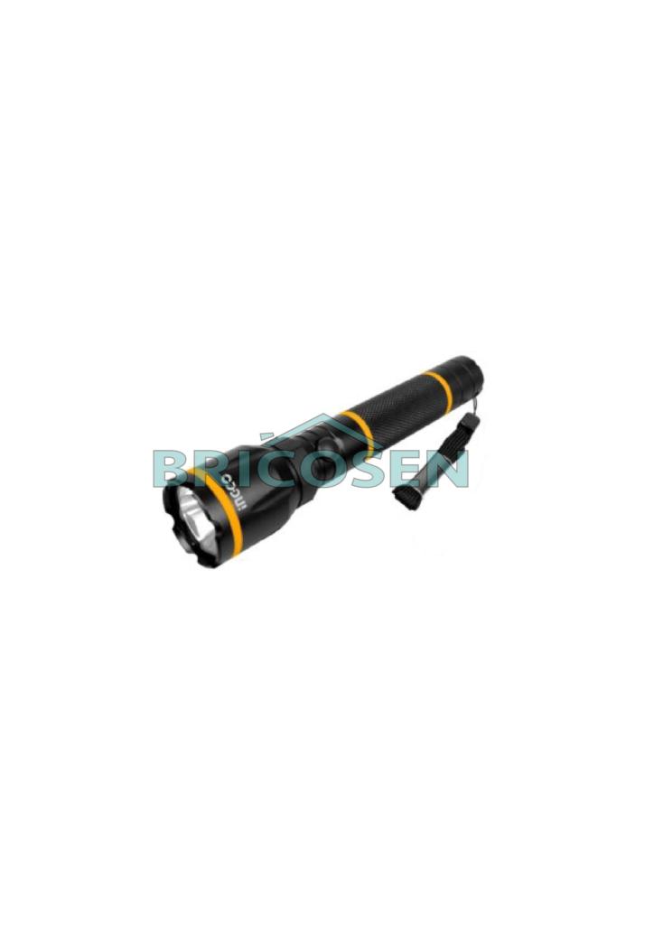 lampe de poche led rechargeable au lithium ingco hcfl186501 bricosen quincaillerie senegal