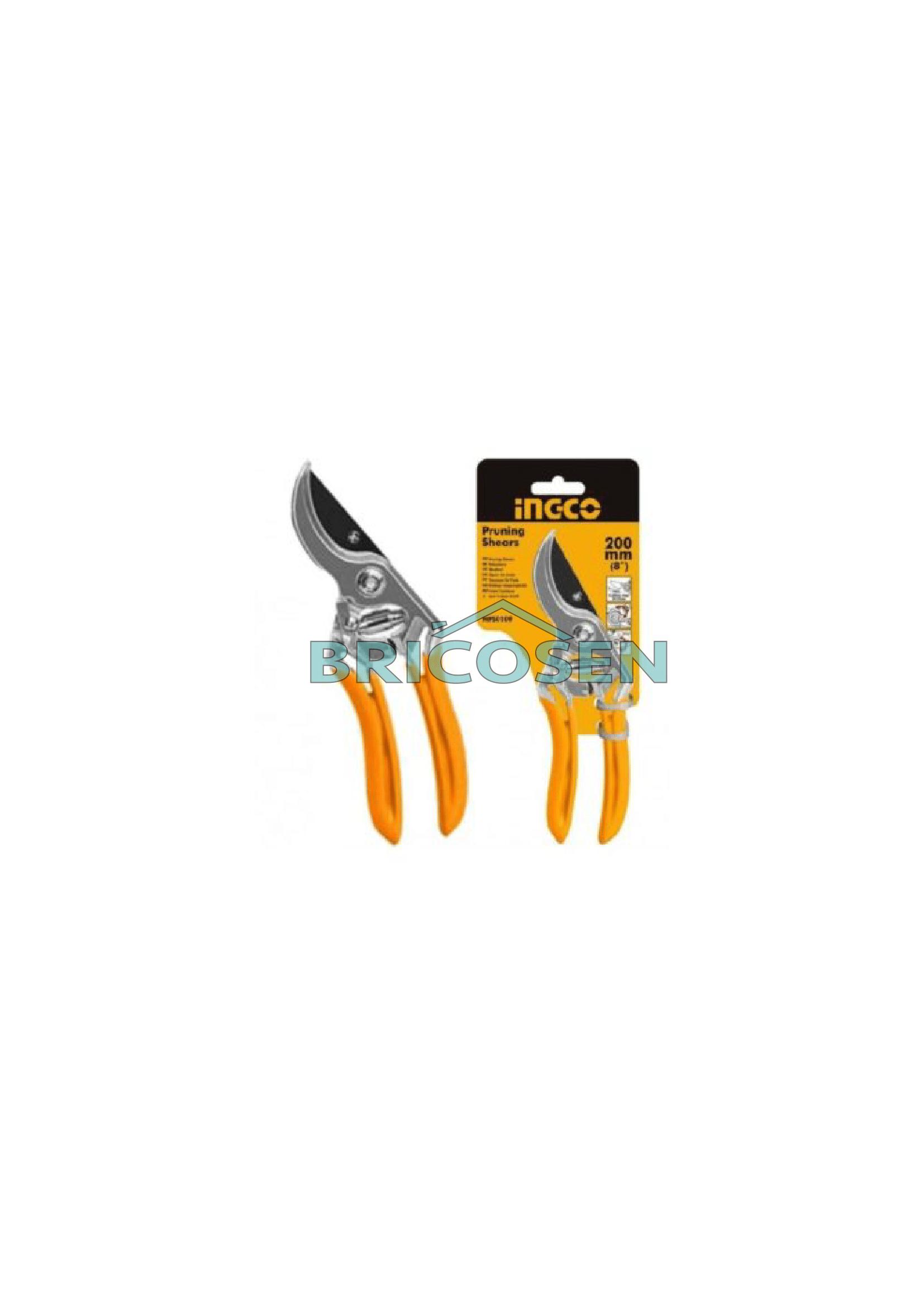 secateur ingco hps0109 bricosen quincaillerie senegal