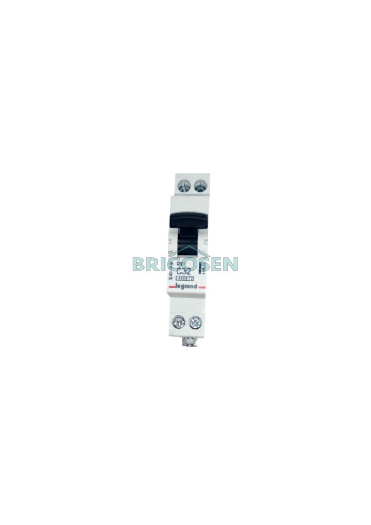 disjoncteur legrand phase neutre rx3 230v 32a bricosen quincaillerie senegal